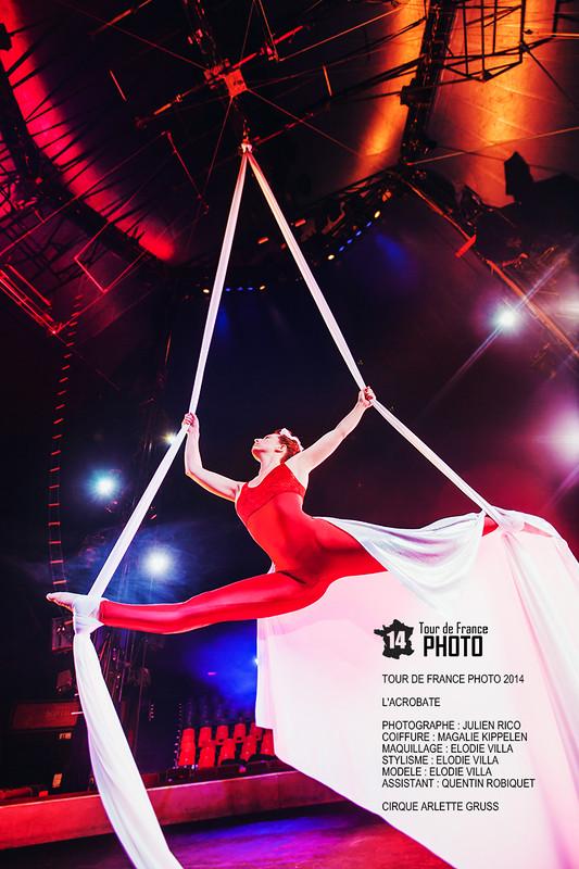 exemple de cv artiste de cirque